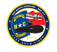 200px-USS_North_Carolina_SSN_777_Patch